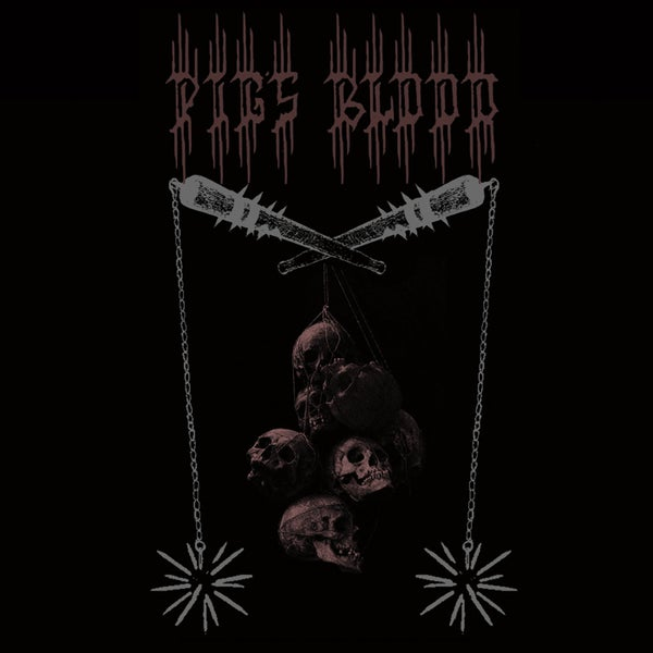 Image of Pig's Blood S/T LP *2017 DEADSTOCK*