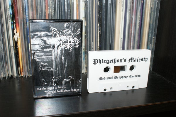 """Image of Phlegethon's Majesty """"Condemned to Dwell in the Forbidden Chasm"""" Demo MC"""