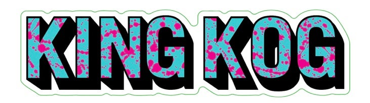 Image of KK sticker pack