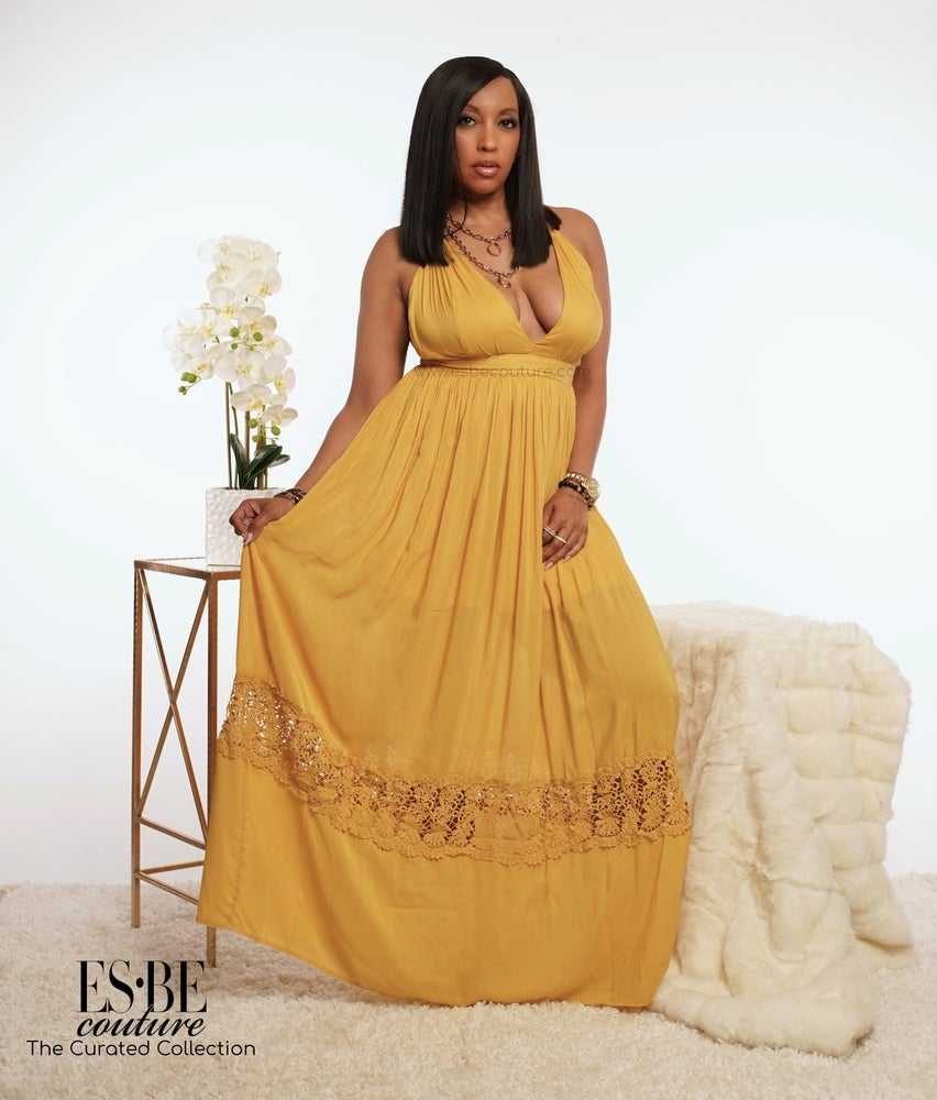 Image of Meadow Maxi Dress