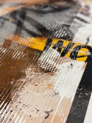 """Idol"" Sand Ltd Edition print"