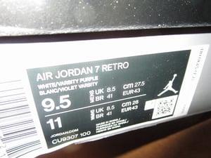 "Image of Air Jordan VII (7) Retro ""Flint Grey"" 2021"