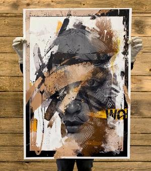 """Idol"" sand AP (Artist Proof )"