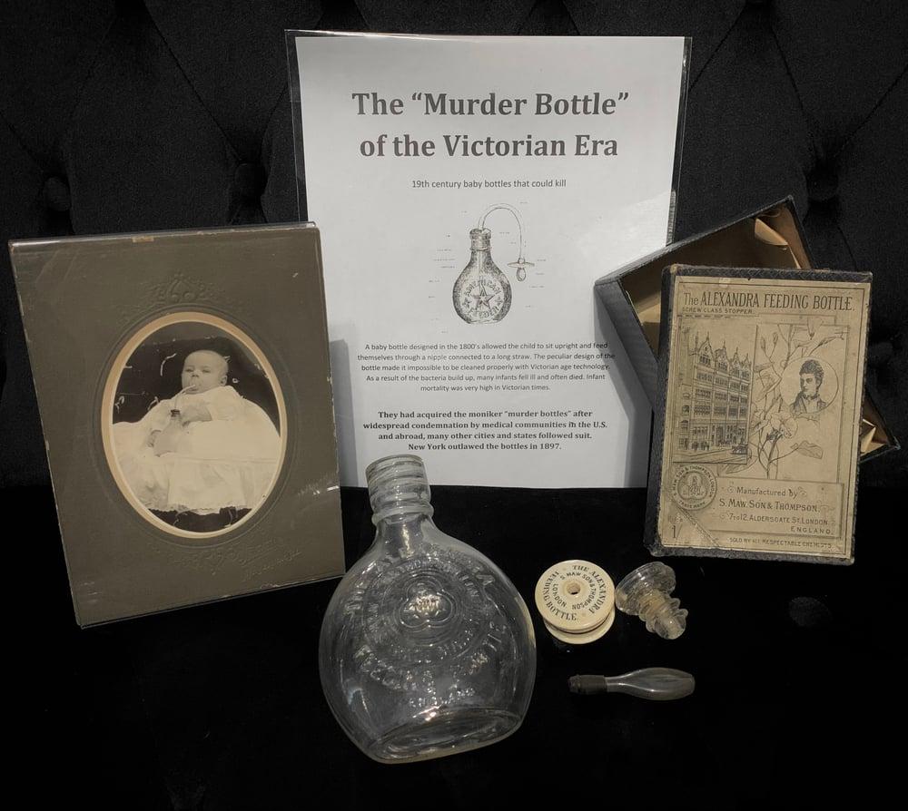 Image of Murder Bottle Set