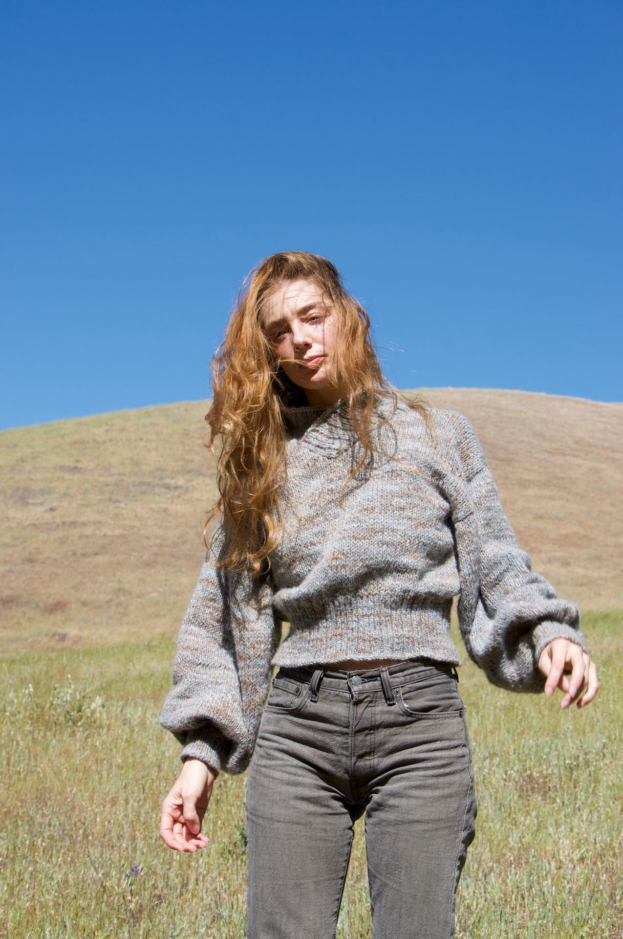 Image of Grey Sweater