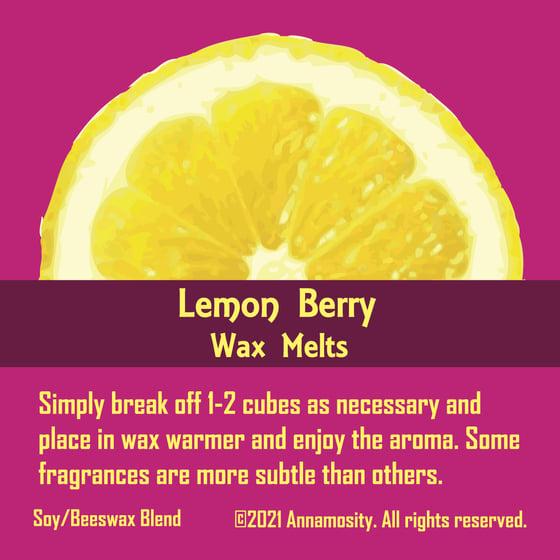 Image of Lemon Berry - Wax Melts