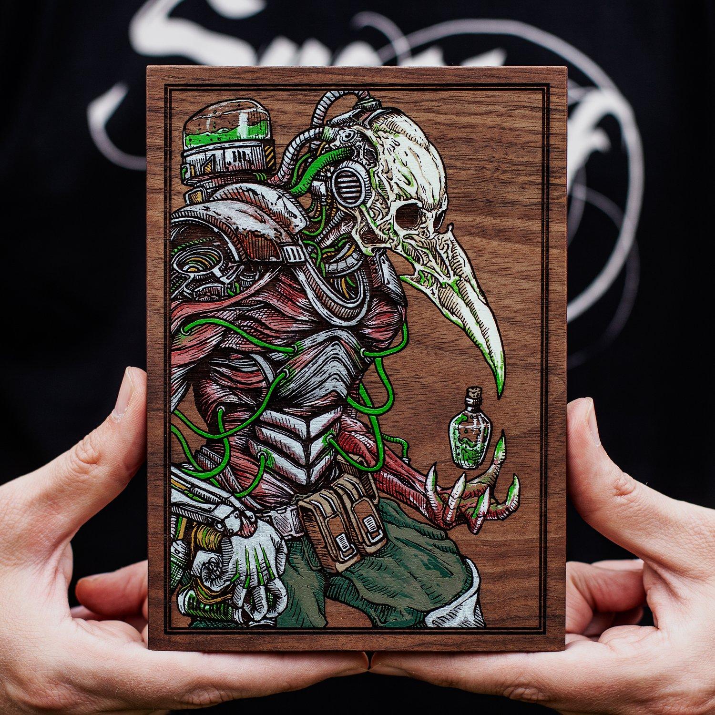 Image of Halimaka The Alchemist