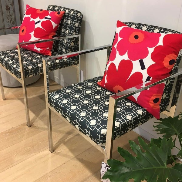 Image of Hollywood Trellis armchair