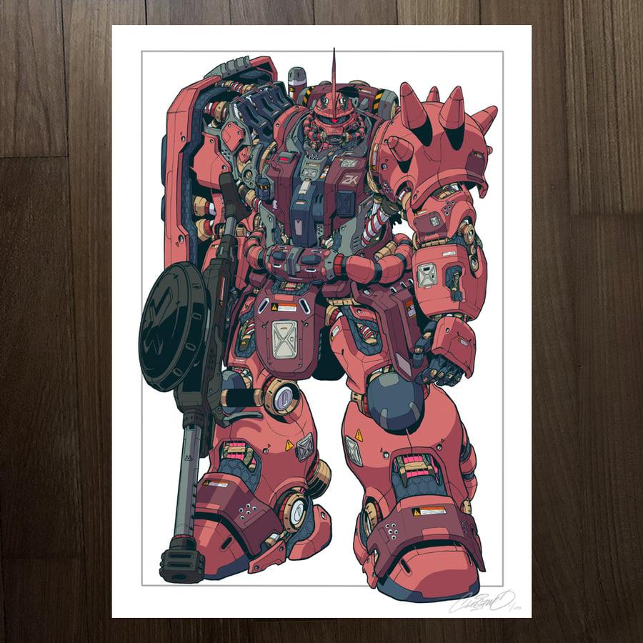 Image of MECHASOUL TITAN ZAKU II