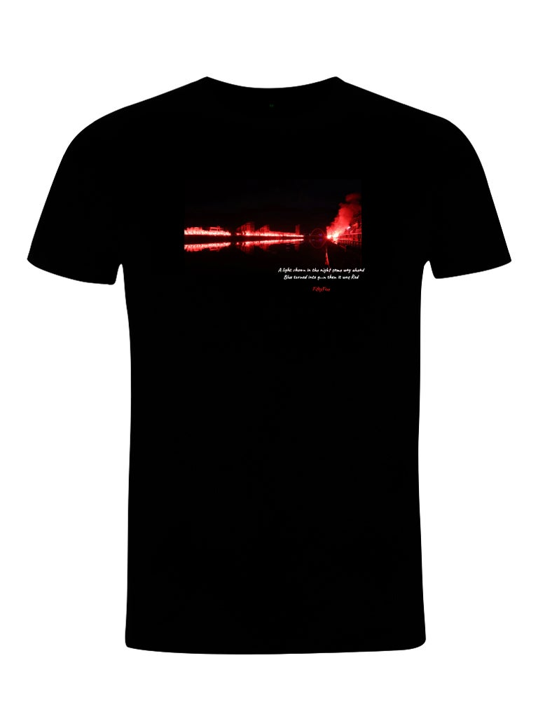 Image of RED 55 - TSHIRT