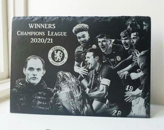 Image of Chelsea Champions League Winners