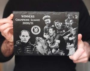 Chelsea Champions League Winners