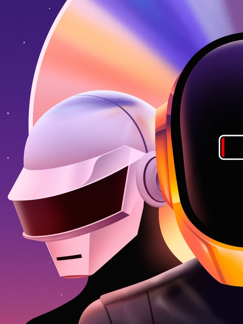 Image of Robots After All - Daft. Punk