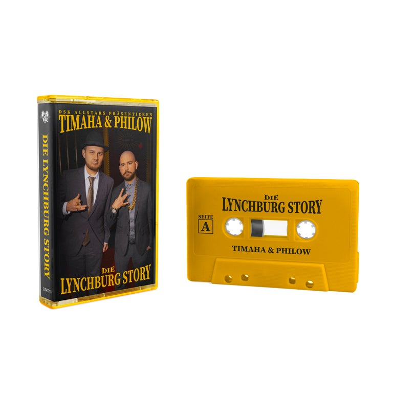 Image of Timaha & Philow - Die Lynchburg Story (Limited Tape Edition)