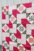 Image 5 of HEARTS AND DARTS QUILT PDF Pattern