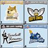 Liberation League Stickers