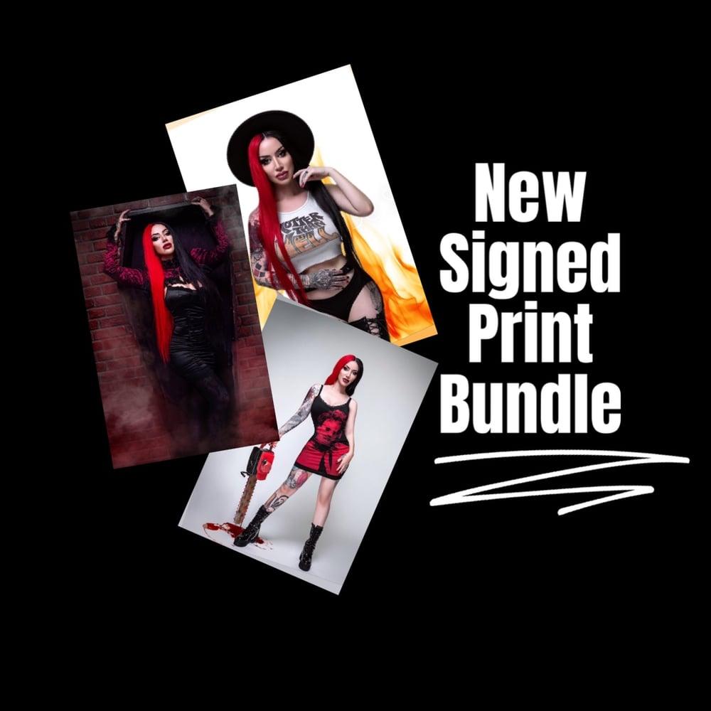 Image of New Prints Bundle