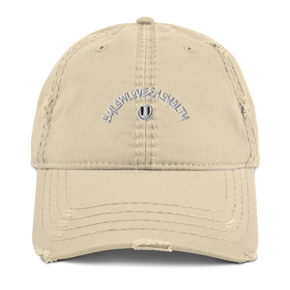 Image of DND Boy Distressed Dad Hat