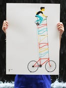 Image of Tall Bike Poster