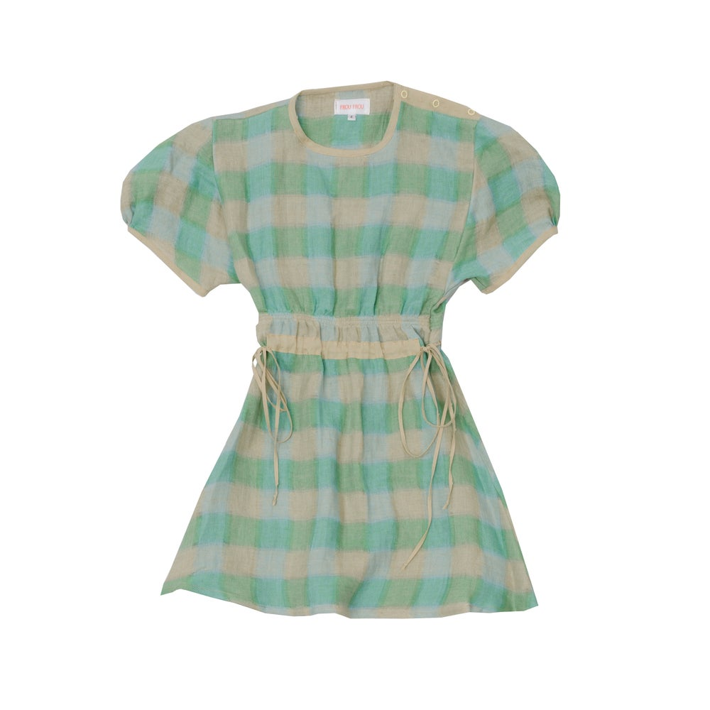 Image of checked TUNIC