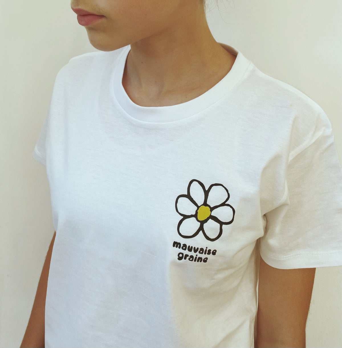 Image of Tee Shirt Enfant Mauvaise Graine