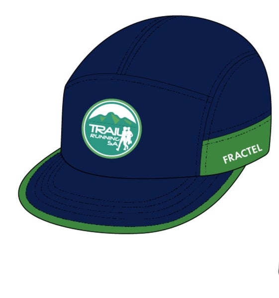 Image of 2021 TRSA running hat by FRACTEL
