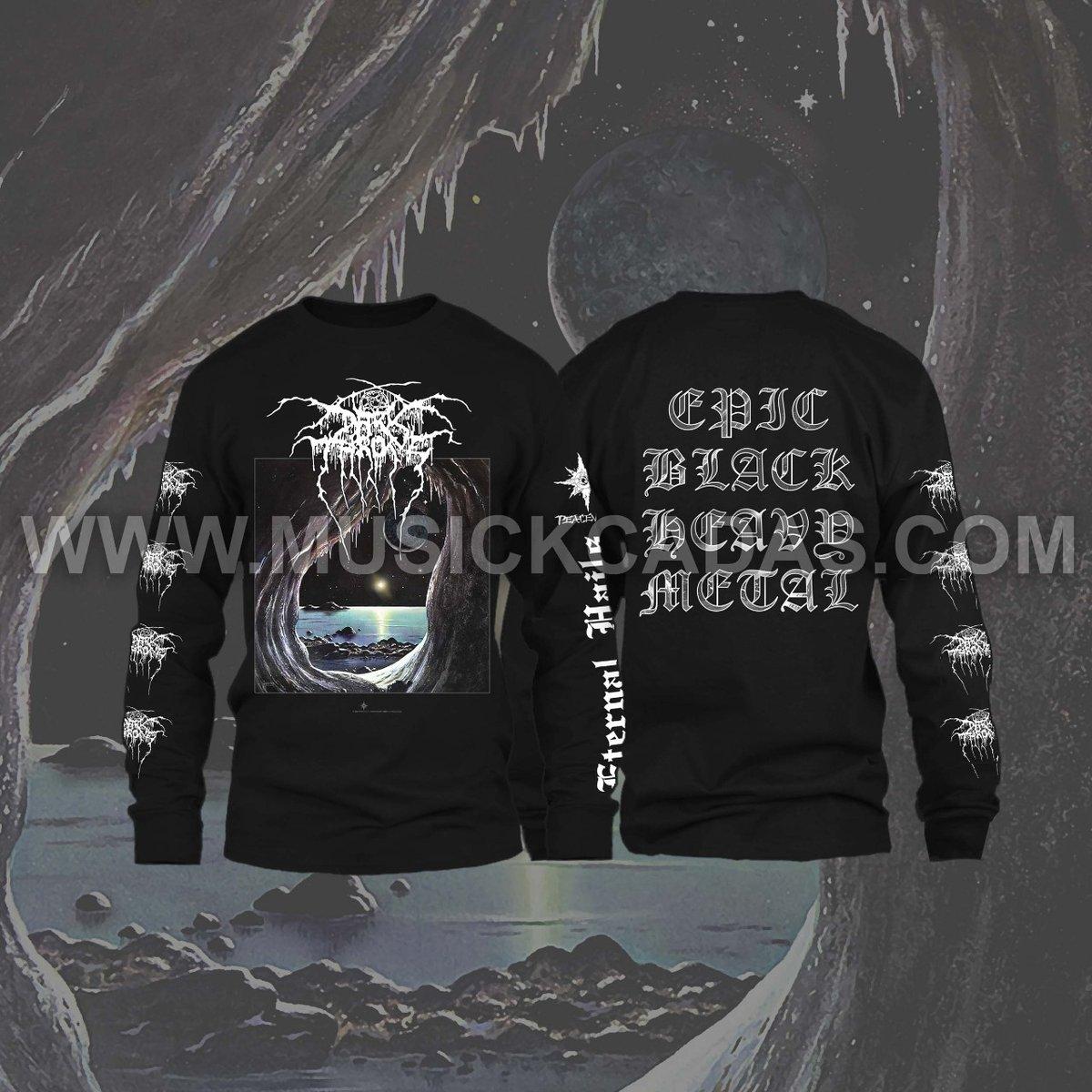 Image of Darkthrone - Eternal Hails
