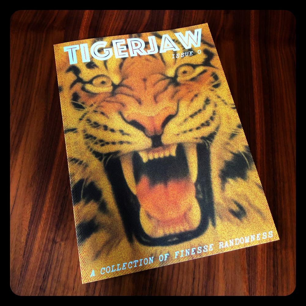 Image of TIGERJAW FANZINE ISSUE #0