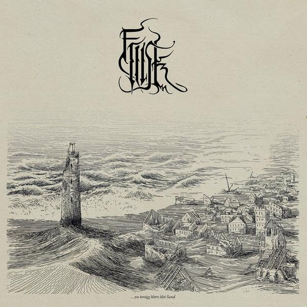 """Image of FRIISK """"…un torügg bleev blot Sand"""" CD"""