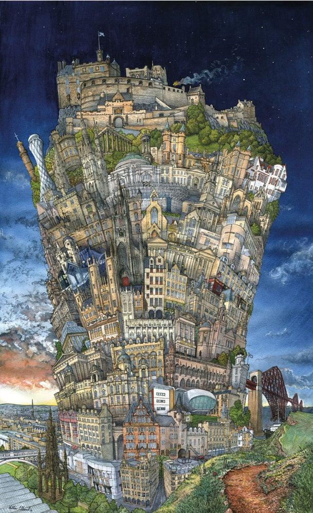 Image of The Tower of Edinburgh