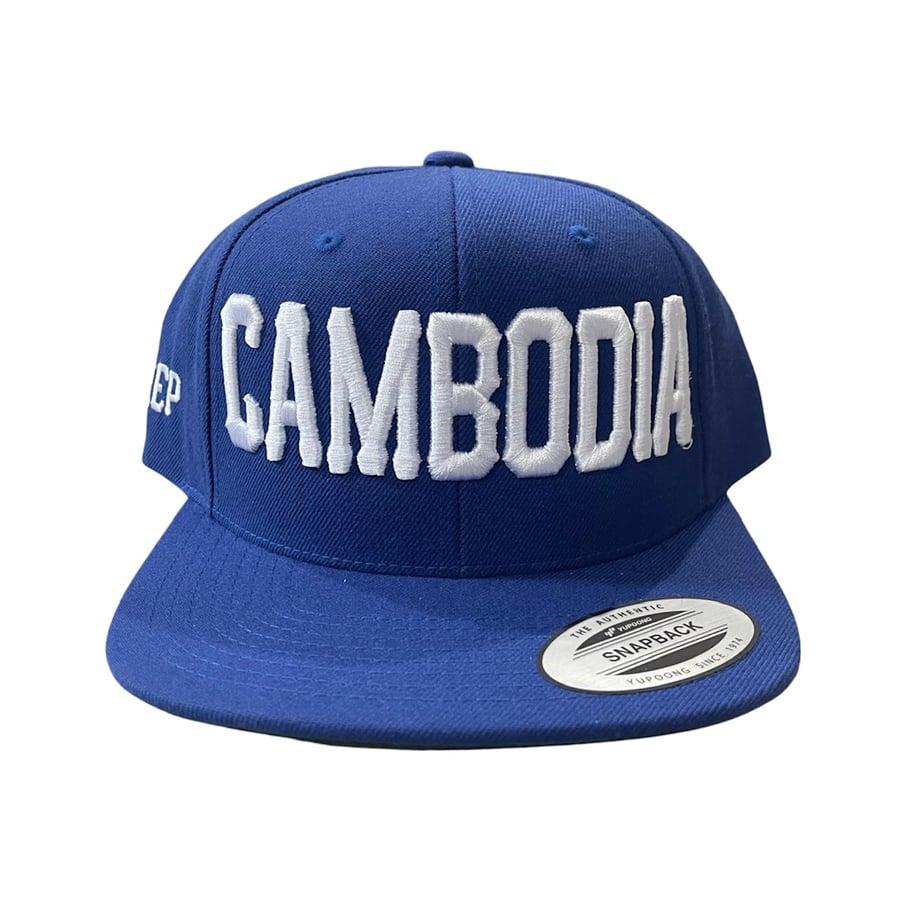 Image of REP CAMBODIA SNAPBACKS