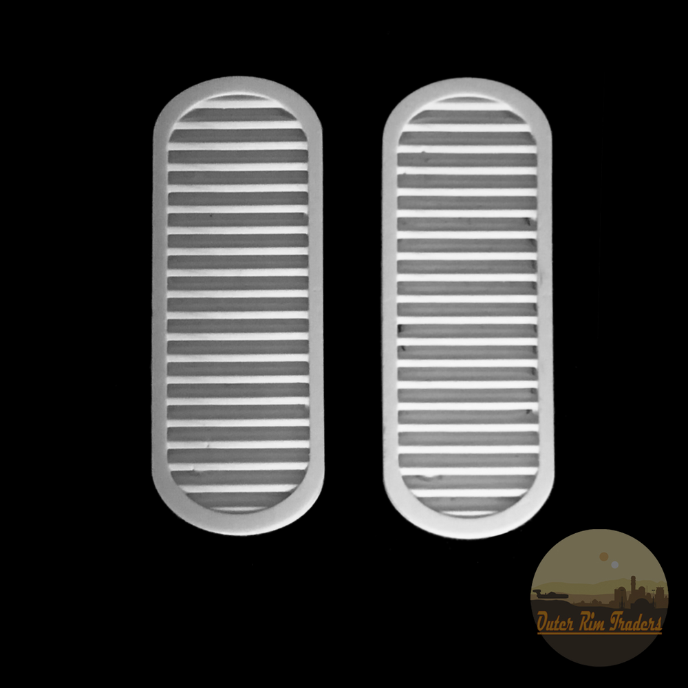 Image of Oval vents by Corey Fryia