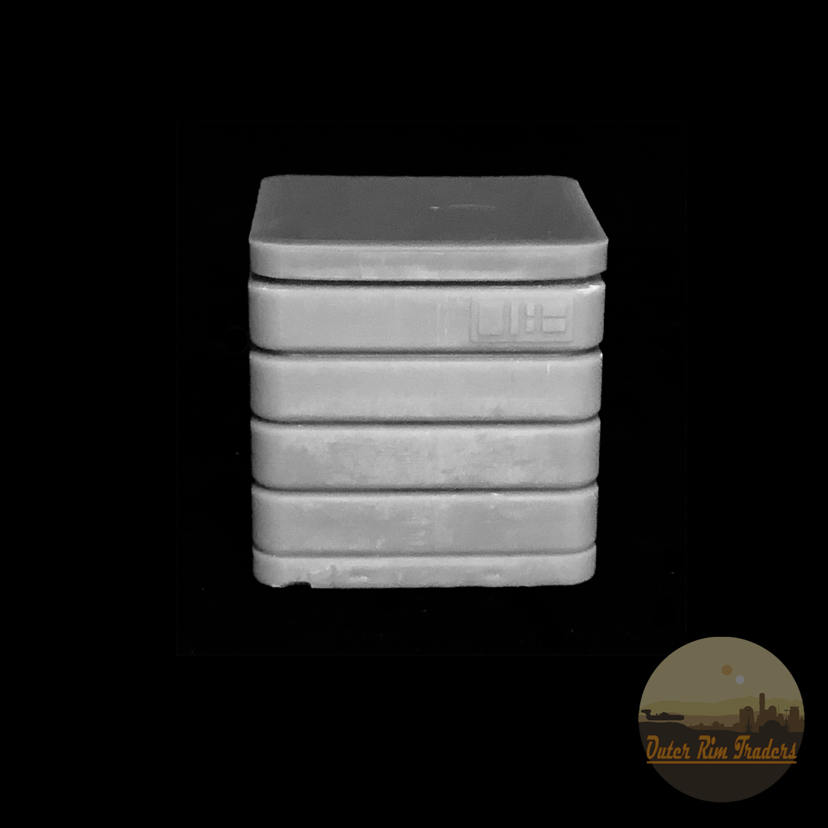 Image of Rebel container with lid by Corey Fryia