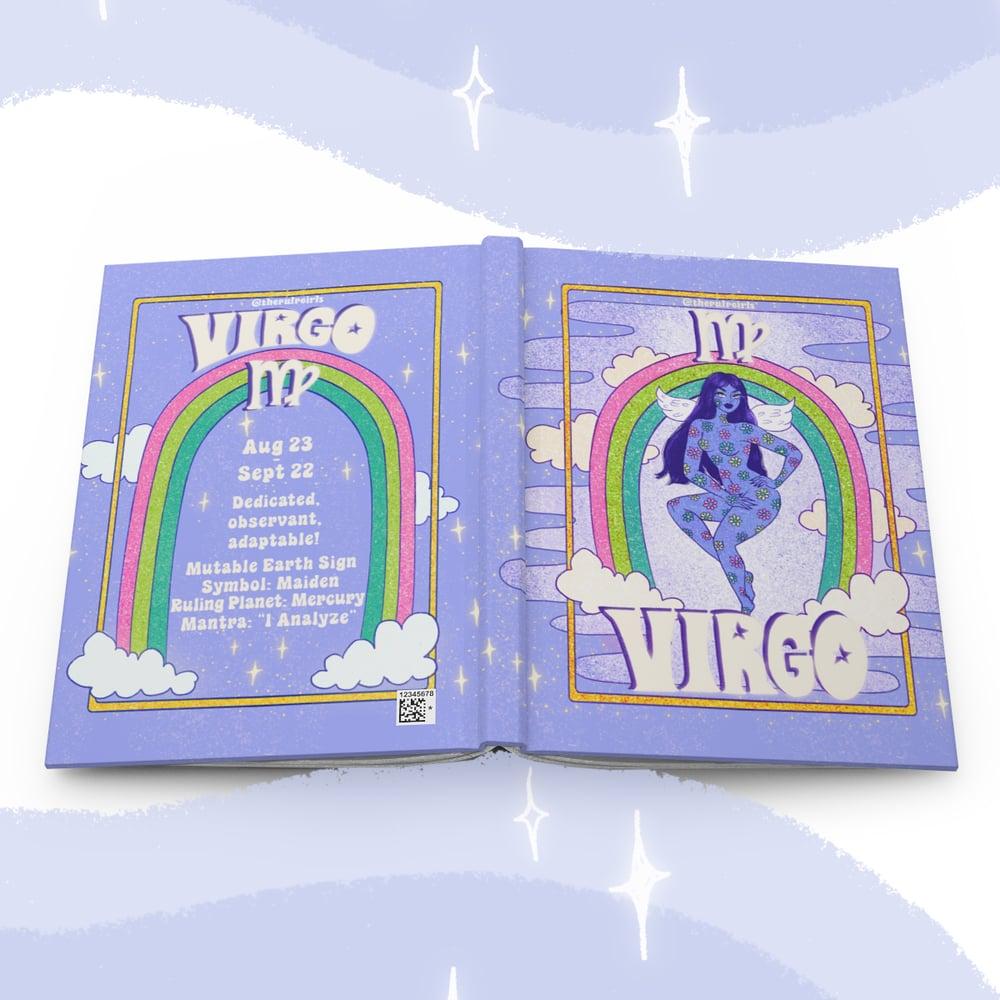 Image of VIRGO ASTROLOGY JOURNAL