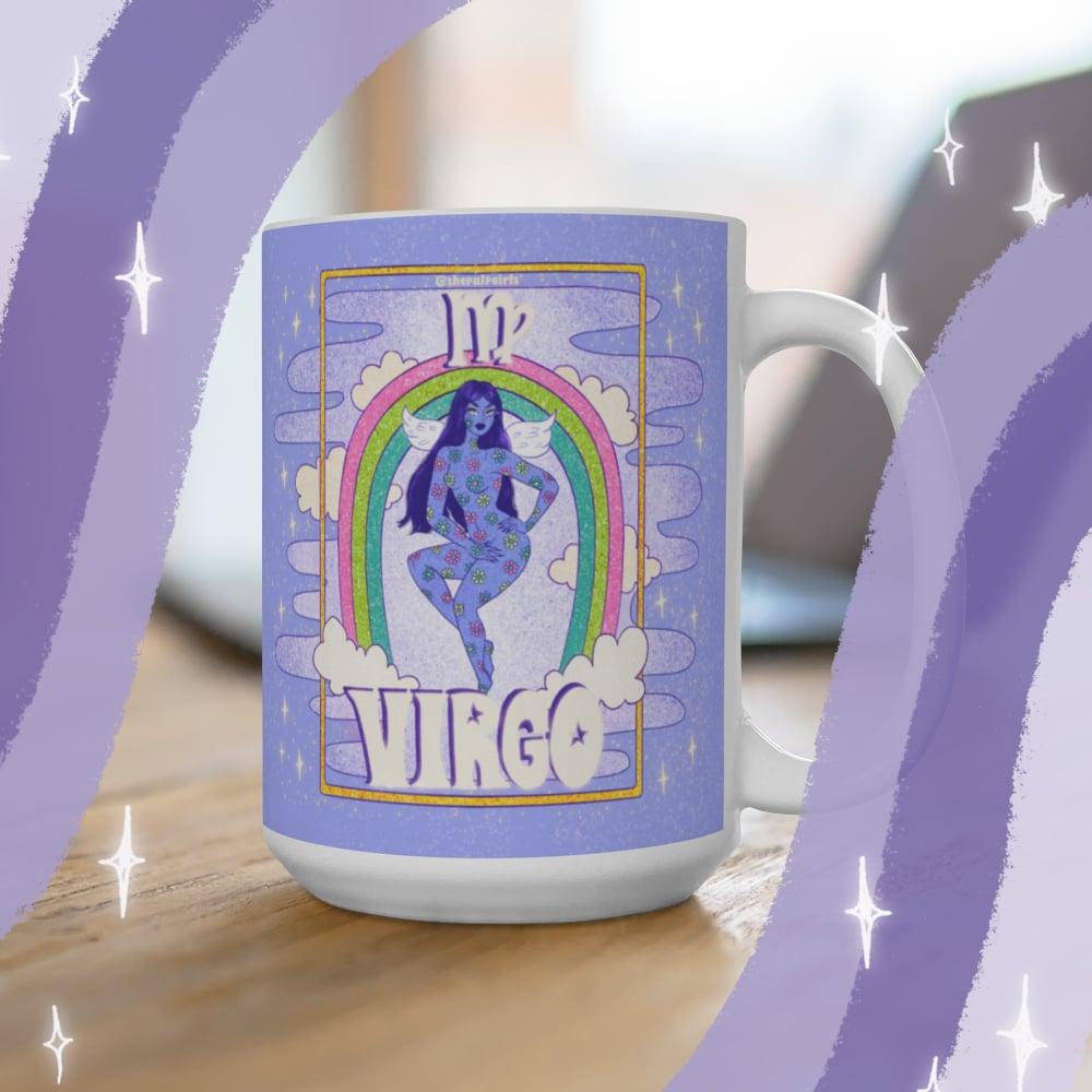 Image of VIRGO ASTROLOGY MUG