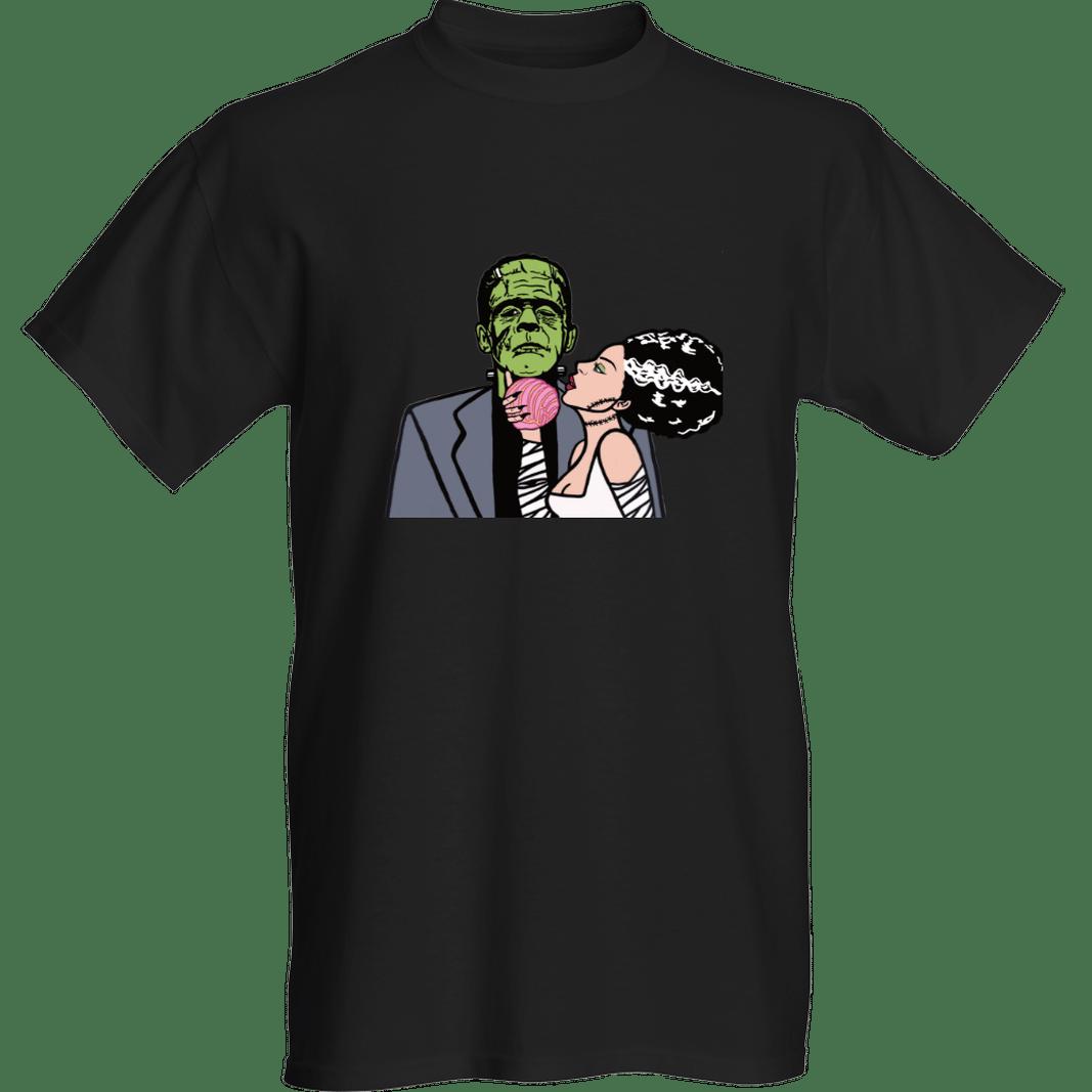 Frankenstein & His Lady T-Shirts