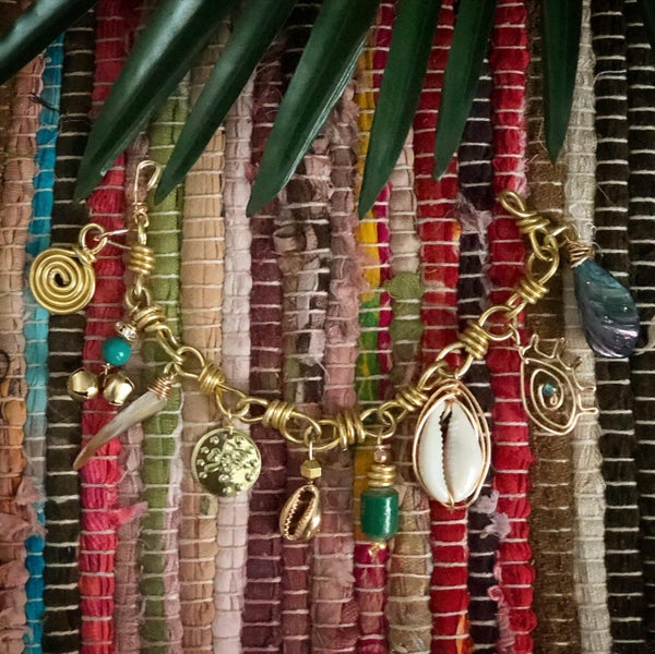 Image of Charmed I'm Sure- Charm Bracelet