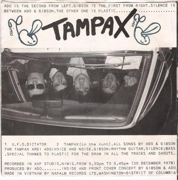 """TAMPAX / HITLER SS - Split 7"""""""