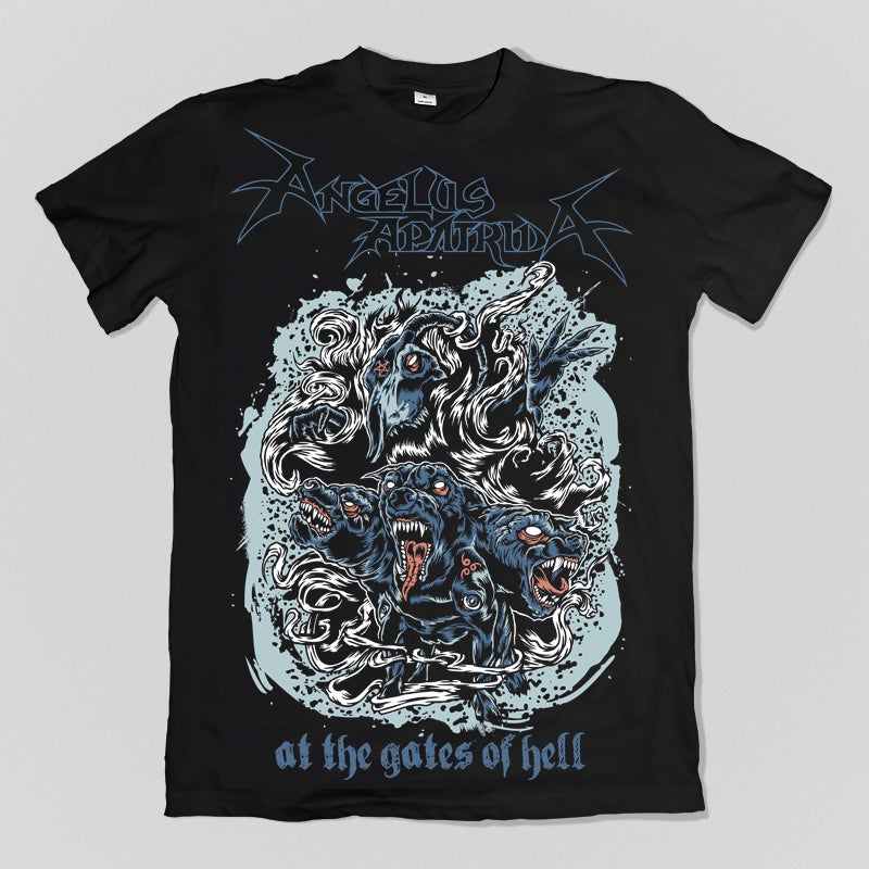 At The Gates Of Hell T-Shirt
