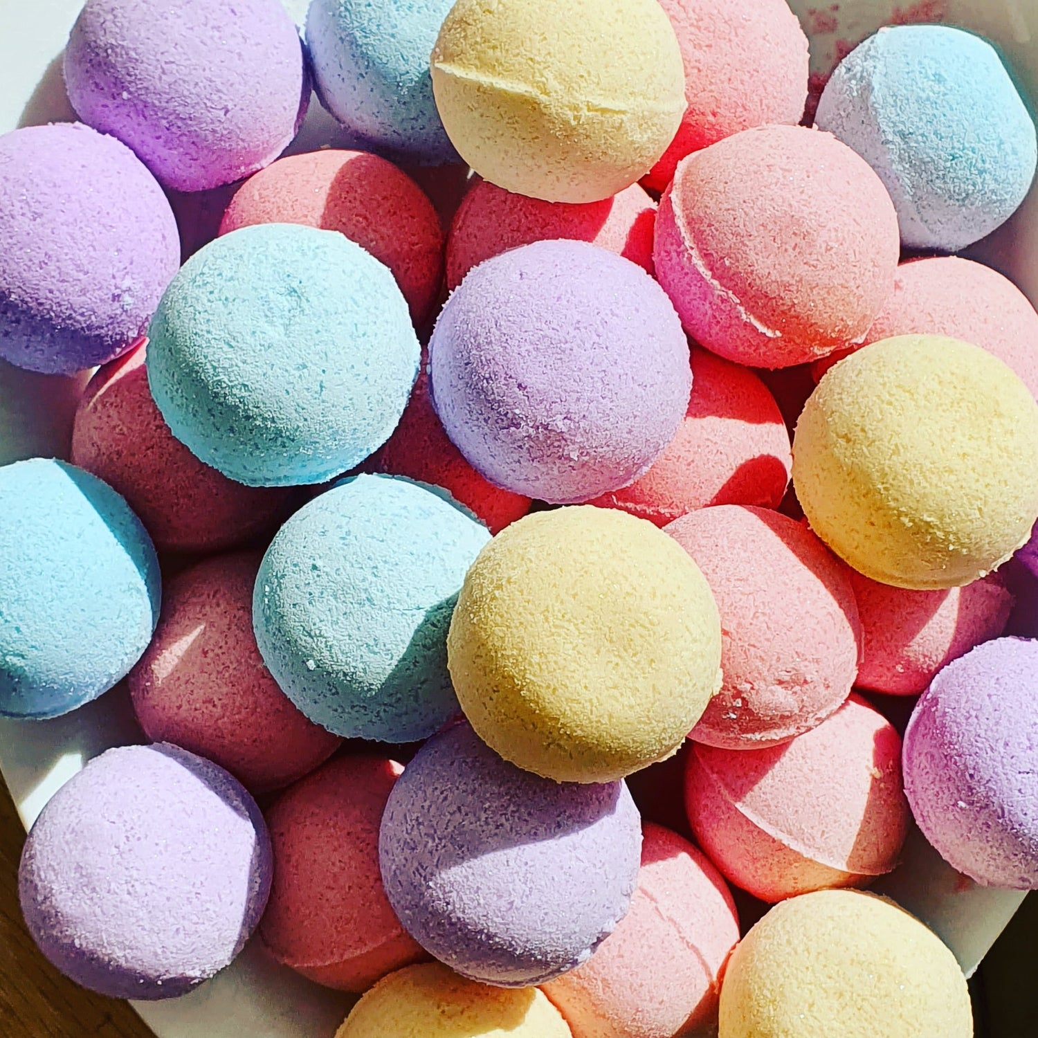 Image of NEW ¤ BATH BOMBS | Assorted Fizzy Bath Bombs