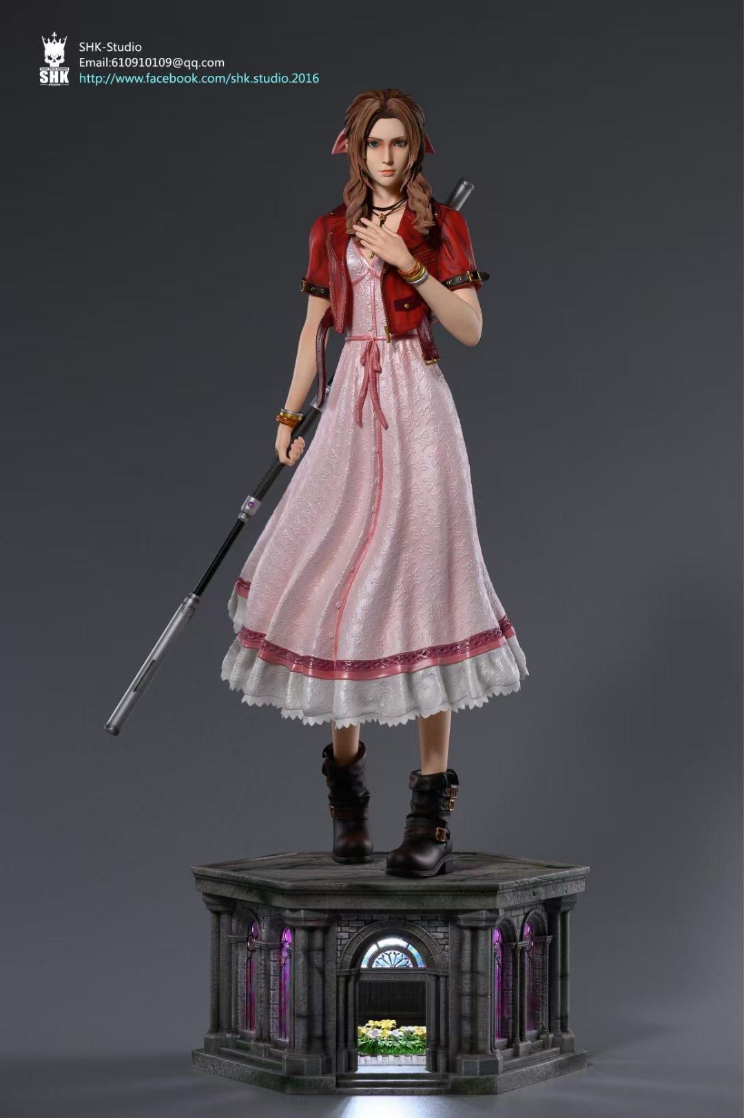 Image of [Pre-Order]Final Fantasy VII SHK Studio Aerith 1:4 Resin Statue