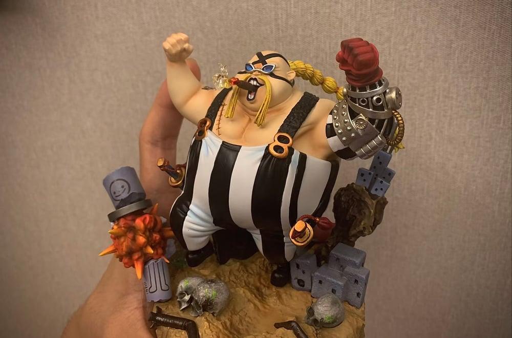 Image of [In-Stock]One Piece G5 Studio Queen Resin Statue