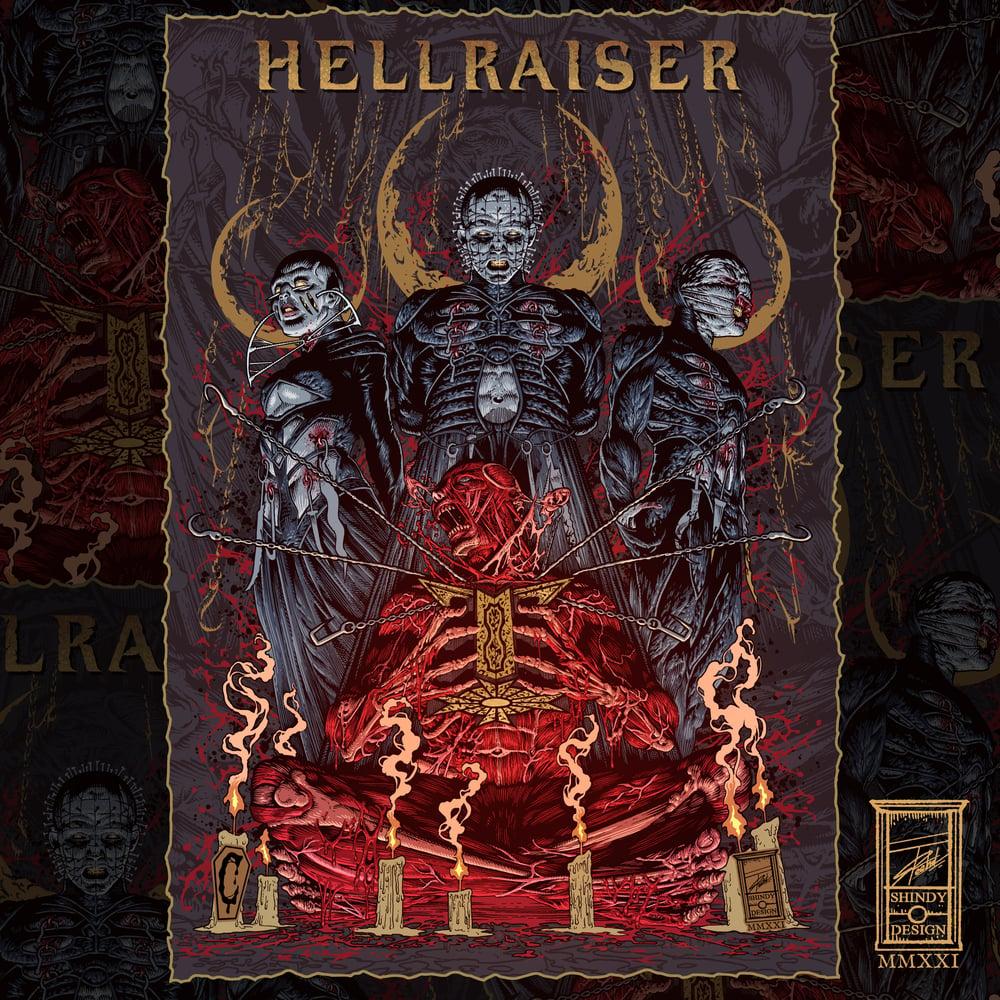 Image of HELLRAISER