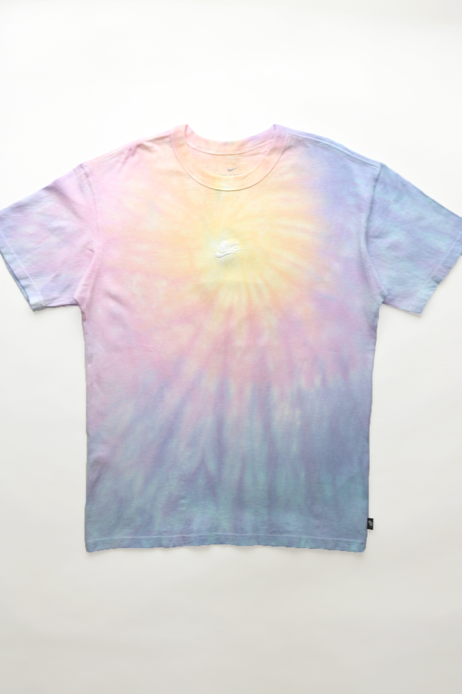 Image of Nike Tee Essential Dyed ( Sunset Reverse )