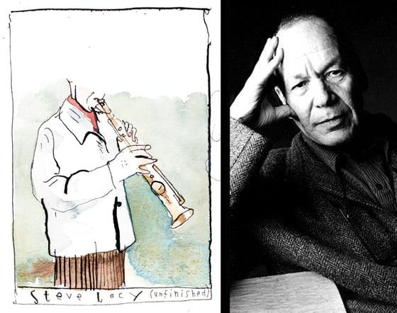 Image of Steve Lacy (Unfinished) de Guillaume Tarche + 41