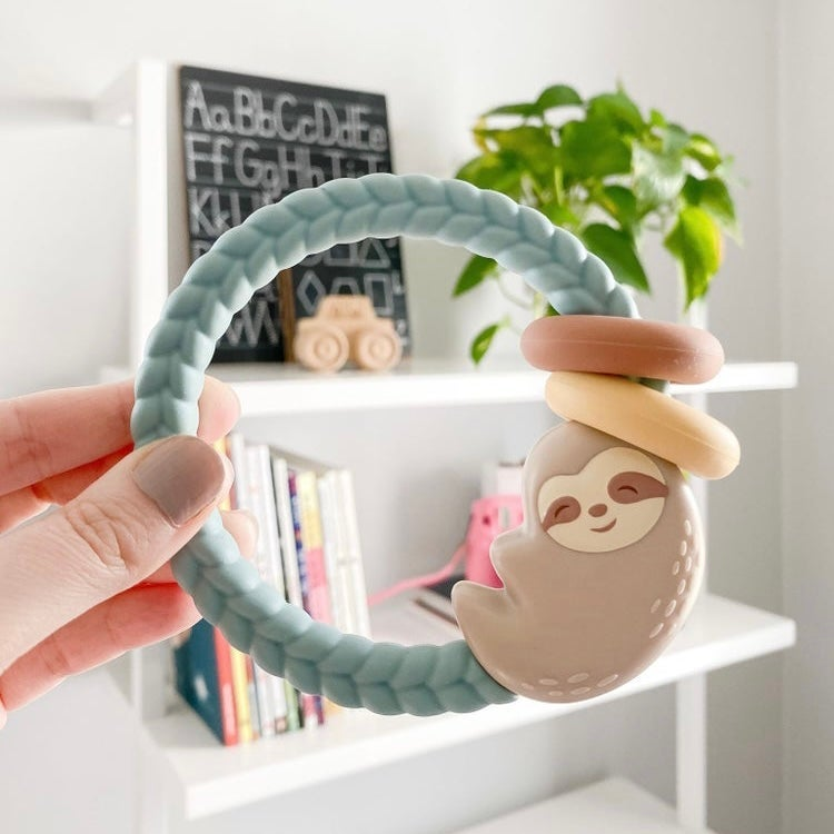 Image of SLOTH Ritzy Rattle