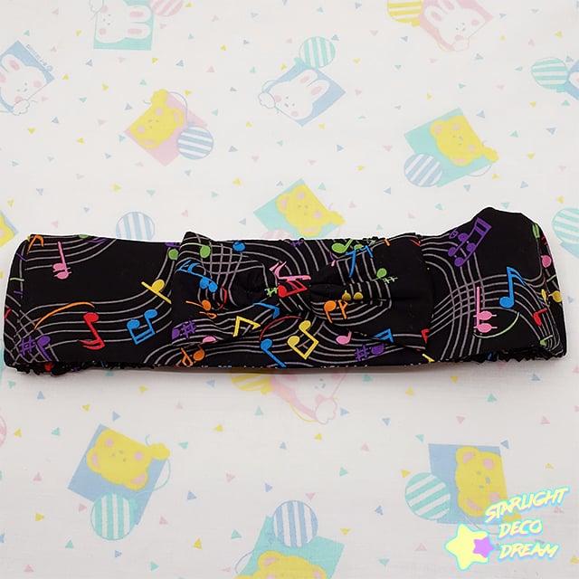 Image of Music Note 🎵 Fabric Belt / Prototype Style