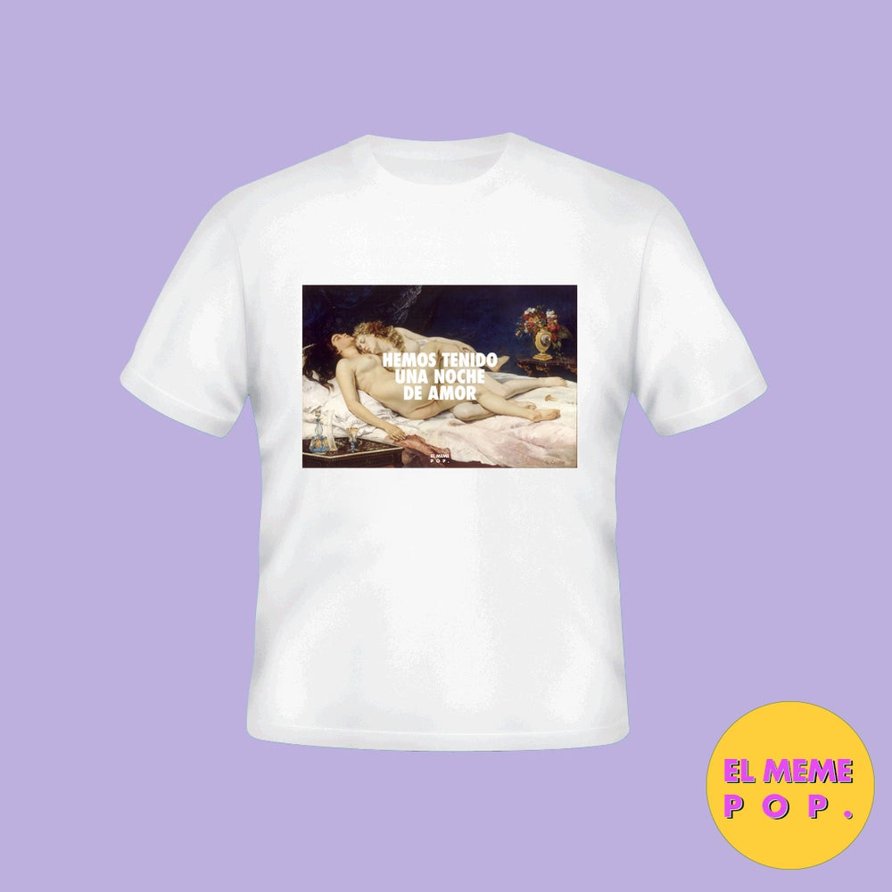 Image of Camiseta - Una noche de amor