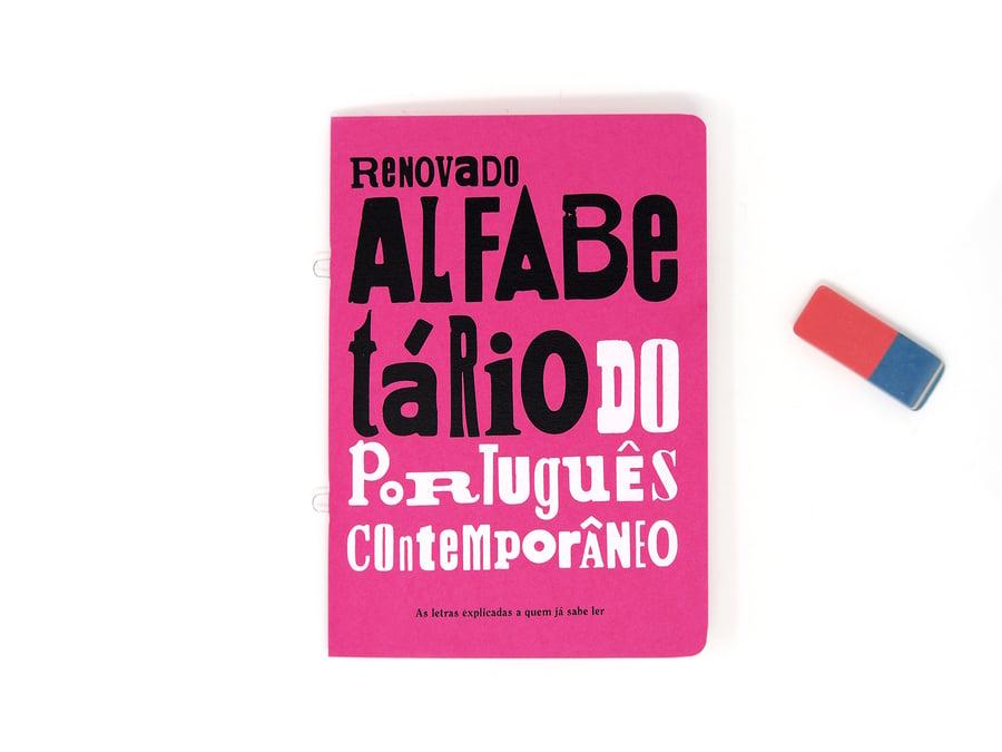 Image of RENOVADO ALFABETÁRIO DO PORTUGUÊS CONTEMPORÂNEO, Luís Leal Miranda. Ed. Livraria Plutão