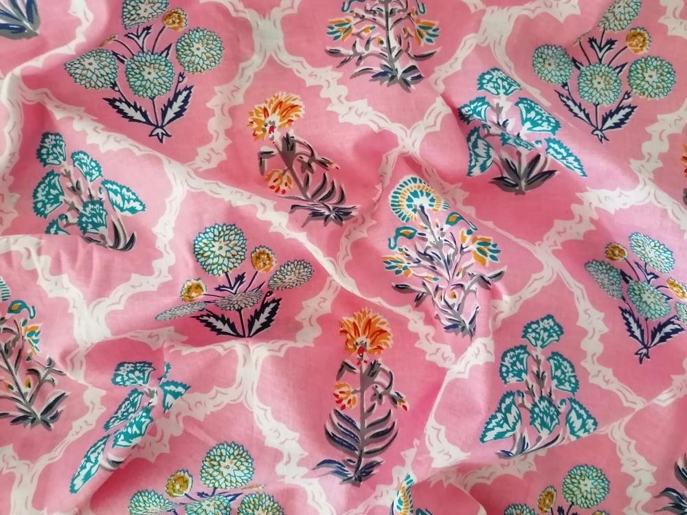 Image of Namasté fabric losange